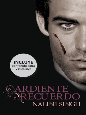 cover image of Ardiente recuerdo (Psi/Cambiantes 7)